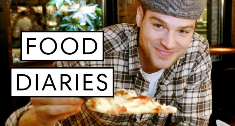 All the things Mannequin and Actor Matthew Noszka Eats in a Day  | Meals Diaries | Harper's BAZAAR