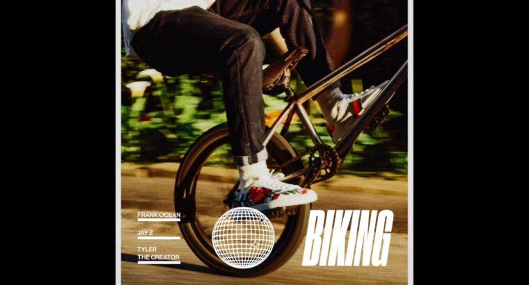 Frank Ocean – Biking (feat. Jay Z & Tyler, The Creator)