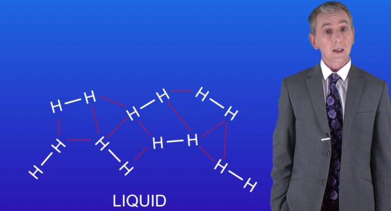"""GCSE Science Revision Chemistry """"Properties of Small Covalent Molecules"""""""