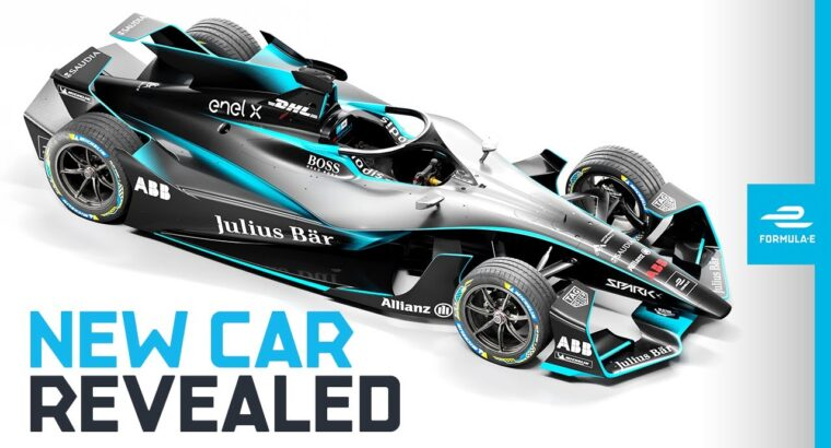 GEN2 EVO REVEALED! First Look At Method E's New Electrical Race Automotive! | ABB FIA Method E Championship