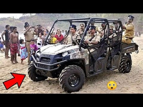 INDIAN Police Vehicles – Which State Drives What ! ! !