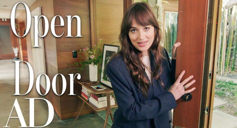 Inside Dakota Johnson's Serene Hollywood Residence   Open Door   Architectural Digest