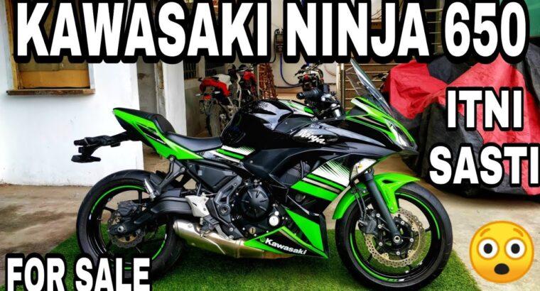 KAWASAKI NINJA 650 FOR SALE|SUPERBIKES| BIKE MARKET DELHI| KAROL BAGH BIKE MARKET | CHEAP SUPERBIKES