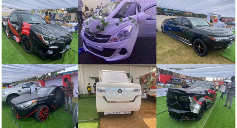 Kantanka Makes New Vehicles: See All New & Previous Vehicles, TV, Tapes, Meals Put On Show @ 40th Exhibition