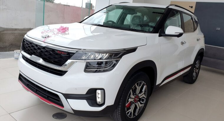 Kia Seltos GTX Plus 2019 SUV LUXURIOUS Interiors, Highly effective, New Options   SELTOS GTX+ 2019