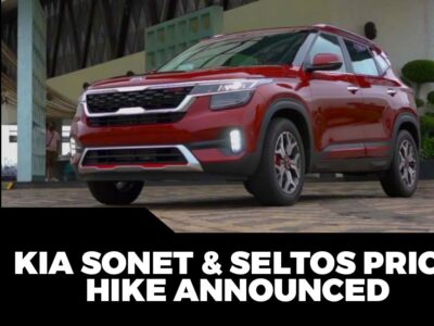 Kia Sonet & Seltos Value Hike Introduced | Efficient From 1st January 2021 | All Particulars