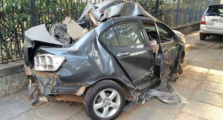Newest Automotive Accident of Honda Metropolis in India – Street – Crash – Compilation – Auto – 2016 – 2017 – 2018