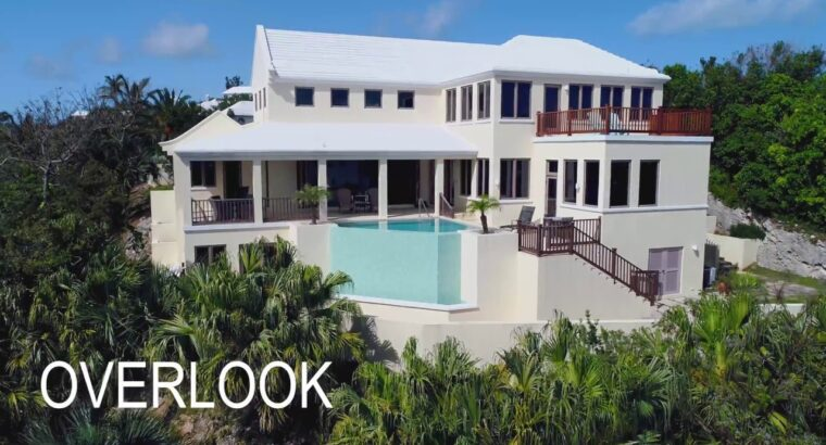 Luxurious 'Overlook' Property For Sale, Might 2018