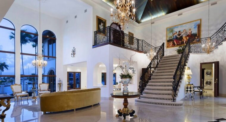 Luxurious Florida Actual Property   Properties For Sale   2300 Dawn Key Fort Lauderdale, Florida