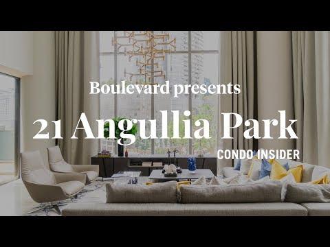 Luxurious flats on the market in Twenty-One Angullia Park condominium | Singapore Property