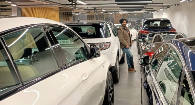 Luxurious used automobiles Delhi || Progressive auto sports activities || Volvo , Mercedes , Jaguar , Discovery , Porsche