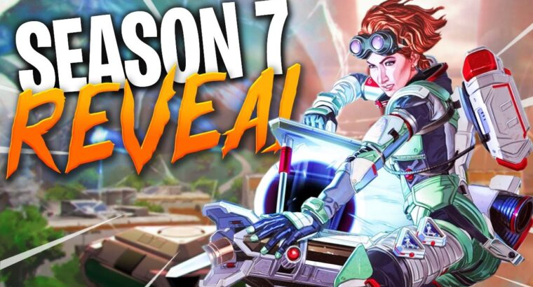 NEW Map, Legend and Autos Revealed for Apex Legends Season 7!