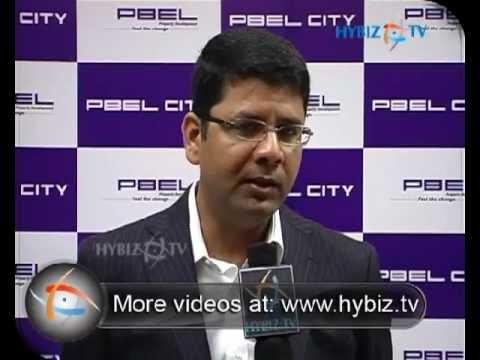 PBEL Property Growth – Anand Reddy, Govt Director – hybiz.television