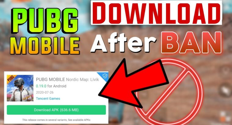PUBG MOBILE DOWNLOAD AFTER BAN | HOW TO DOWNLOAD PUBG FROM GOOGLE | PUBG MOBILE DOWNLOAD IN INDIA