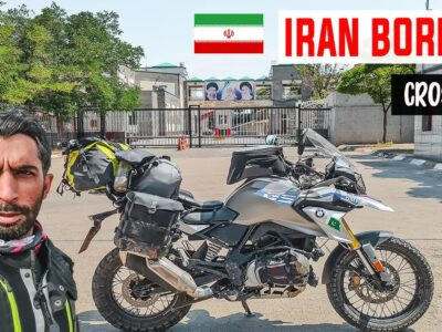 Issues at Turkey Iran Border Crossing Ep. 42   Far East Turkey Bike Tour Germany to Pakistan