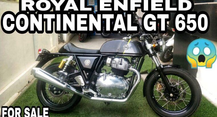 ROYAL ENFIELD CONTINENTAL GT 650 FOR SALE | SUPERBIKES | BIKE MARKET DELHI | KAROL BAGH BIKE MARKET