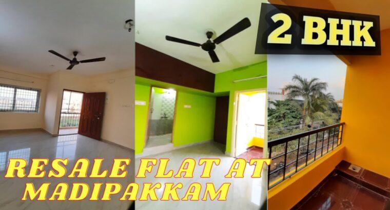 Resale Flat For Sale At Madipakkam | Chennai | Tamil Nadu | KM PROPERTIES