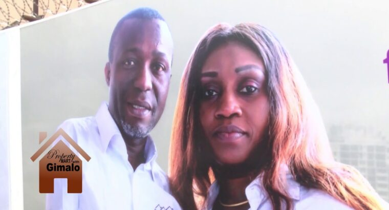 Revolution Plus Property Improvement Firm, Adekunle Gold & Rachel Oniga Interviewed
