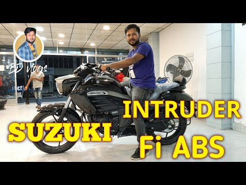 SUZUKI INTRUDER  Fi ABS 🏍️  Bikes Specification Worth 😱 BD VLOGS 🔥🔥!!