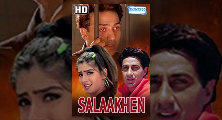 Salaakhen {HD} – Hindi Full Film – Sunny Deol – Raveena Tandon – Bollywood Motion Film