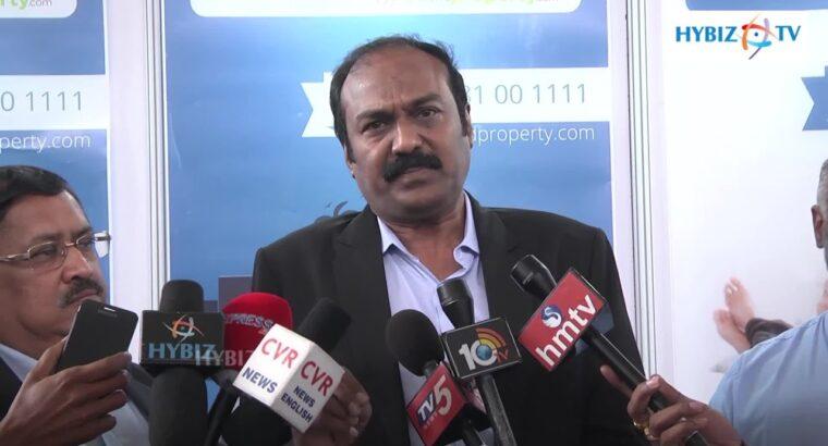 Shekar Reddy CREDAI Nationwide – India Property Present Gruhapravesam – Hybiz.television