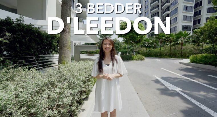 Singapore Rental Property Itemizing Video – Tanglin D'Leedon three Bedder For Sale