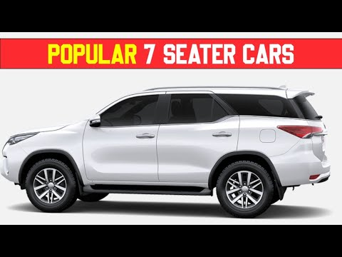 High 10 Common 7 Seater Automobiles in India 2020