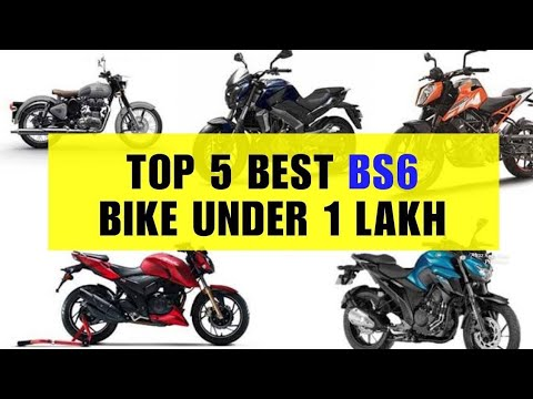 Prime 5 Greatest Sports activities Bikes Beneath 1 Lakh In India   125cc To 150cc   Worth For Cash