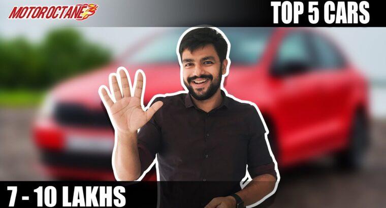 High 5 Vehicles beneath Rs 10 lakhs in India 2020 | Hindi | MotorOctane