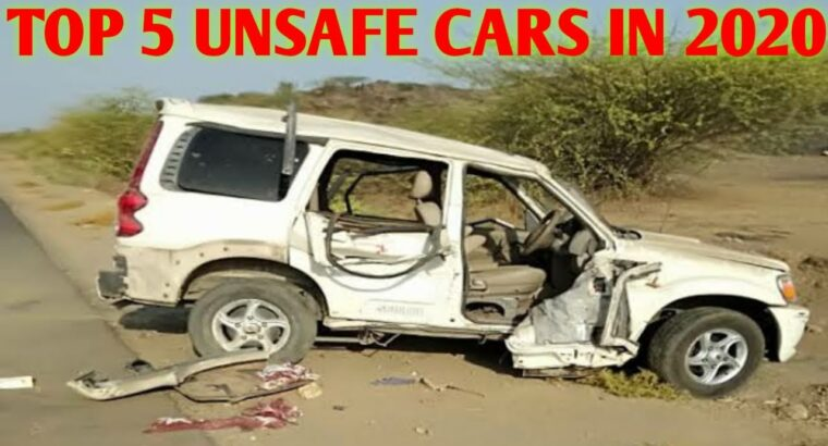 High 5 Most UNSAFE Indian Automobiles | Unintentional Report | Gaadi Gyan