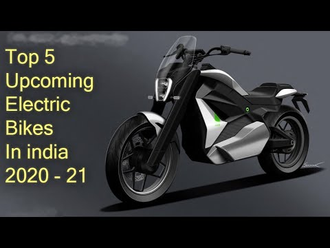 Prime 5 Upcoming Electrical Bikes In India