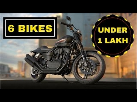Prime 6 Excessive Efficiency Bikes Underneath 1 Lakh in India 2017