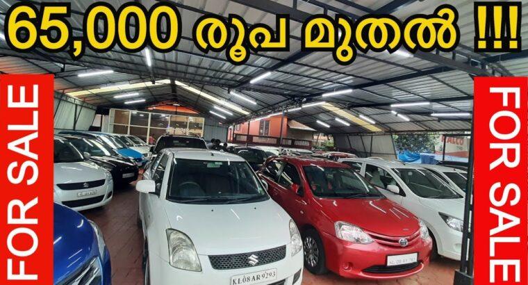 USED CARS FOR SALE | 65000 രൂപ മുതലുള്ള വണ്ടികൾ | TEAM TECH | EPISODE 143
