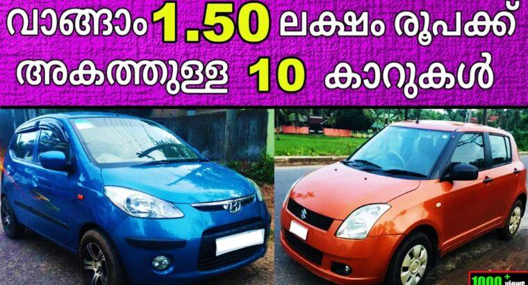 Used Automobiles Beneath 1.5 lakh Kerala   EPISODE 2   Used Automobiles For Sale In Kerala   Second Hand Automobiles Kerala