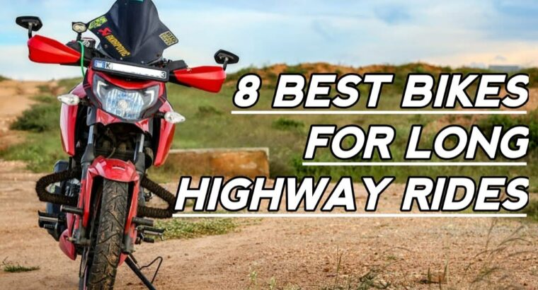 Why These eight Bikes are Finest for Lengthy Rides ? | Rishav Arya