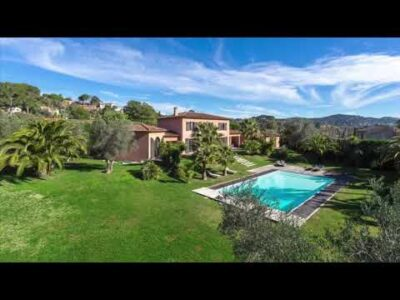 Great Property For Sale in Mougins France