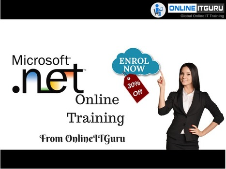 ASP.NET Coaching – OnlieITGuru Applied sciences