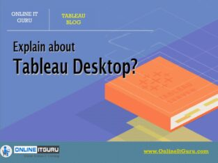Tableau on-line course On-line IT Guru