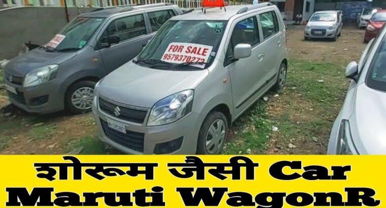 used vehicles on the market | Maruti WagonR VXI | second hand wagonr VXI | SKD Autocracy aurangabad