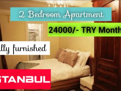 02 BHK FLAT FOR RENT II FULLY FURNISHED APARTMENT FOR RENT II BUDGET PROPERTY II TURKEY PROPERTY