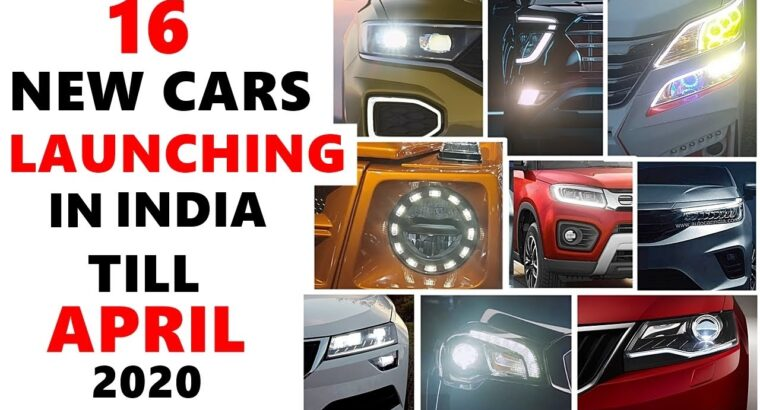 16 New vehicles launching in 2 months until april | upcoming vehicles india 2020 | ASY