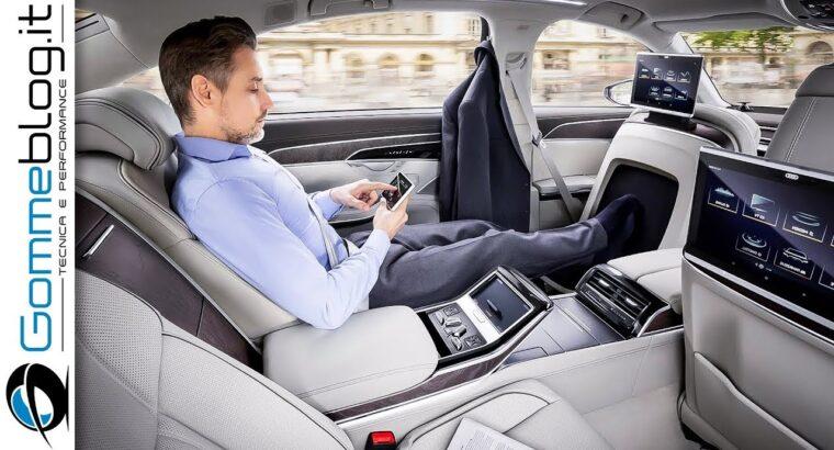 2020 Audi A8 – INTERIOR