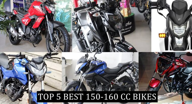 2020 Greatest 150cc To 160cc BS6 Bikes In India Underneath 1.30 lakhs | Worth For Cash | Worth And Options?