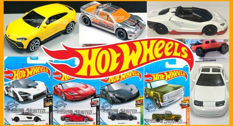 2020 Scorching Wheels Information – Lamborghini Urus, Mclaren Senna, A number of NEW Automobiles!!!