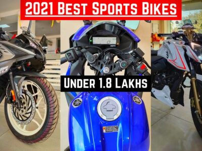 2021 Greatest Bikes In India    150cc to 200cc    Beneath 1.Four lakhs To 2 Lakhs    Greatest Sports activities Bikes 2021