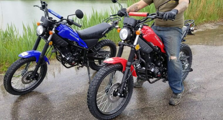 250cc Magician ENDURO DIRT BIKE RETRO MOTORCYCLE For Sale From SaferWholesale.com