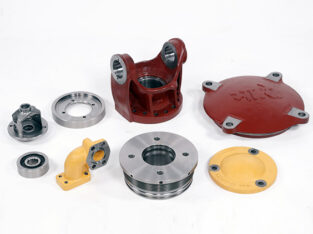 Ductile Iron Casting Producers in USA – Bakgiyam Engineering