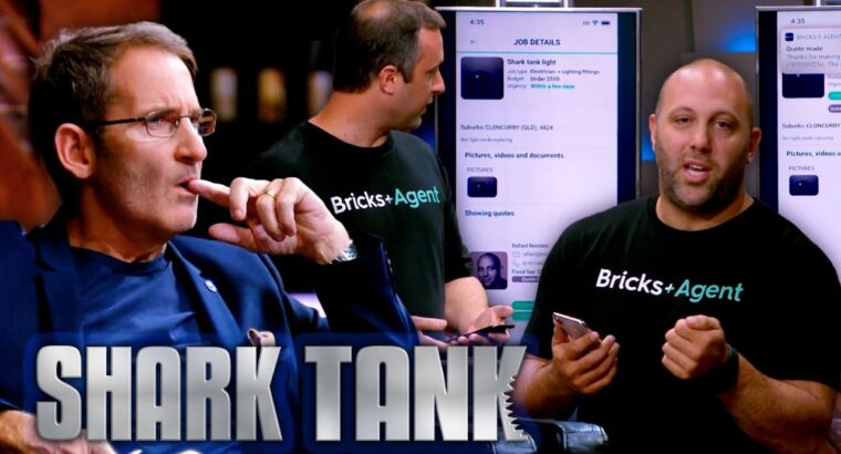 Billionaire's Son Develops App That Transforms Property Administration | Shark Tank AUS