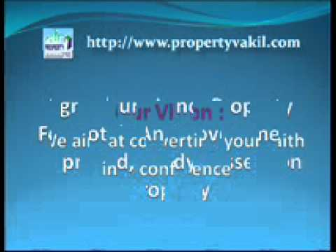 Purchase and Sale Land with Property Agent India