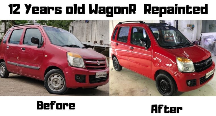 Automobile Repainting Course of Defined in HINDI | Brotomotiv | INDIA | Pune